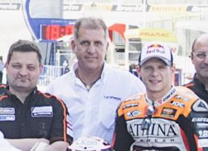 2015 Forward Racing Team 04 Jerez GP